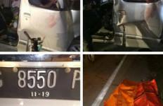 Kecelakaan Maut, Tiga Tewas di Tol Cipali - JPNN.com