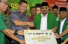Sinergi APP-GP Ansor Renovasi Masjid di Riau - JPNN.com