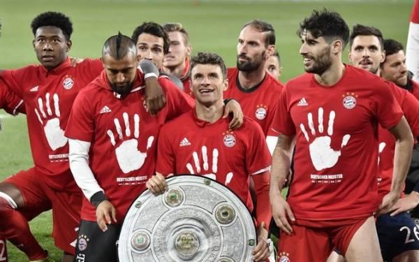 Muenchen Juara Bundesliga Lima Kali Beruntun - JPNN.com