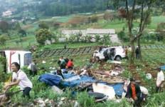 Para Korban Kecelakaan di Ciloto Akan Dapat Bantuan Perawatan dan Santunan - JPNN.com