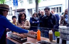 Menpar Puji Rio Vamory, Bankir yang Banting Setir Jualan Sate di Swiss - JPNN.com