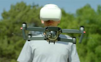 DJI Goggles, Drone yang Dikendalikan Gestur Kepala - JPNN.com
