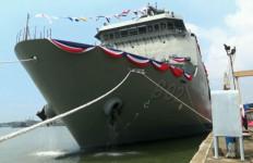 Tuh, Kapal Perang Indonesia Untuk Filipina - JPNN.com