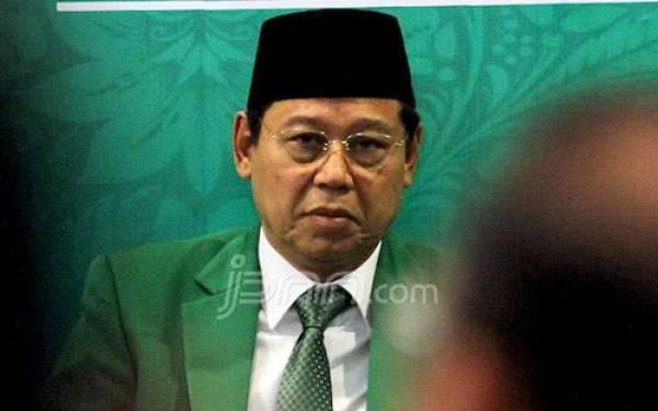 Djan Tuding Menteri Yasonna Hendak Akhiri Eksistensi PPP - JPNN.com