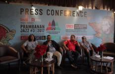Prambanan Jazz Festival 2017 Bakal Dibanjiri Artis Ternama - JPNN.com