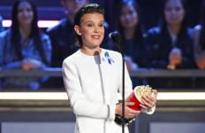 TIME 100: Millie Bobby Brown Termuda Pengaruhi Dunia - JPNN.com