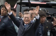 Presiden Korsel Bersumpah Tidak Akan Menyerah kepada Jepang - JPNN.com