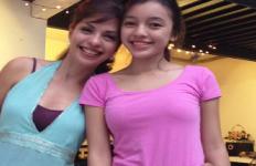 Beda dengan Anak Marissa, Putri Soraya Haque Dukung Ibunya - JPNN.com