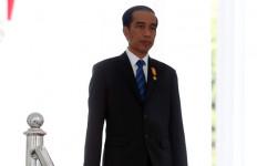 Open House, Jokowi Bisikkan Sesuatu Pada Kapolri - JPNN.com