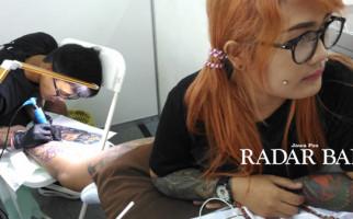 Artis Tato Internasional dan Lokal Pamer Skill di Bali Tattoo Expo 2017 - JPNN.com