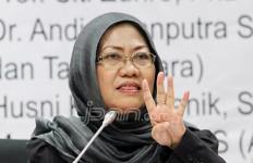 Gerindra Ajak Rakyat Boikot Pilpres 2019, Mbak Wiwiek Bilang Begini - JPNN.com