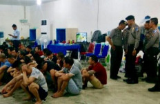 77 WNA Ilegal Diduga Pelaku Cyber Crime Digerebek di Deli Serdang - JPNN.com