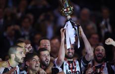 Wow! Juventus Catat Sejarah Luar Biasa di Coppa Italia - JPNN.com