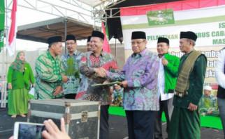 Karawang Green Village 2 Hibahkan Masjid dan Asrama Yatim Piatu - JPNN.com