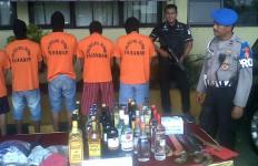 Polisi Amankan 54 Preman dari Pelabuhan Tanjung Priok - JPNN.com