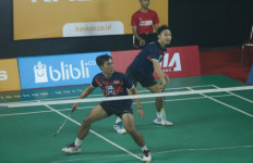 Dzulhan/Galang Bawa UNY Ke Final LIMA Badminton Nationals - JPNN.com