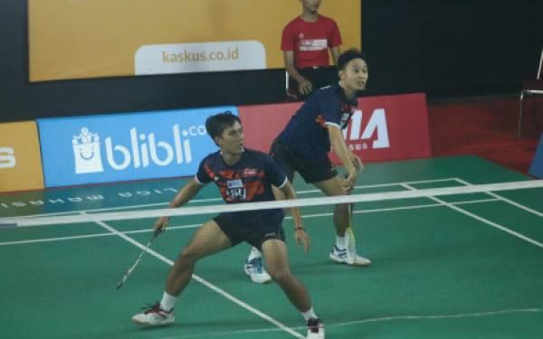 Dzulhan/Galang Bawa UNY Ke Final LIMA Badminton Nationals - JPNN.com