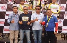 Dicky GA Berjaya di Kejurnas Drag Bike 2017 Region 2 Putaran 3 - JPNN.com
