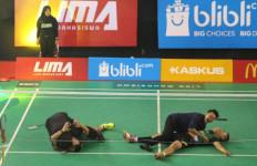 STKIP Pasundan Juara Baru LIMA Badminton Nationals 2017 - JPNN.com