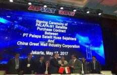 Bangun Satelit PALAPA-N1, PT Pasifik Satelit Nusantara Jalin Kerja Sama Strategis - JPNN.com