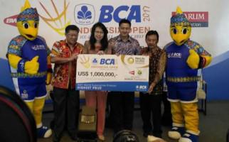 Penonton Indonesia Open 2017 Bakal Menurun, Ternyata Ini Penyebabnya - JPNN.com