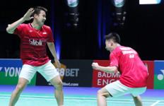 Yes! Marcus/Kevin Perpanjang Napas Indonesia - JPNN.com