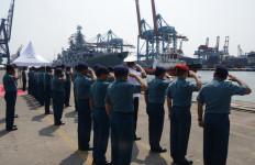 Lantamal III Jakarta Sambut Kedatangan Dua Kapal AL Rusia - JPNN.com