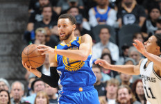 Ukir Rekor Sapu Bersih, Golden State Warriors Lolos ke Final NBA - JPNN.com