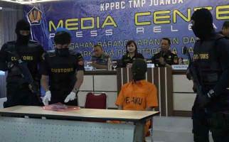 TKI Nekat Sembunyikan Sabu di Perut Lewat Dubur - JPNN.com