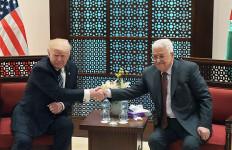 Peringatan Keras Presiden Palestina untuk Israel dan Amerika - JPNN.com