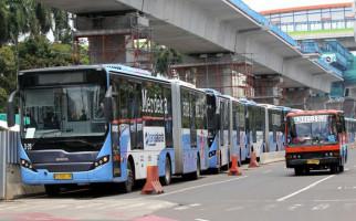 Transjakarta - LRT Terhubung Melalui JAK34 - JPNN.com
