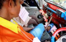 Balita Disiksa Ayah Tiri, Dilempar ke Bak Truk, Meninggal - JPNN.com