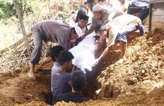 "Firasat Kematian ""Indah"" Jarkasih, Meninggal saat Mengimami Salat Tarawih - JPNN.com"