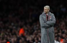 Para Pemain Arsenal Meeting di Belakang Arsene Wenger - JPNN.com