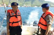 Antisipasi Teror, Polairud Intens Patroli Laut - JPNN.com