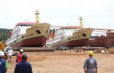 2 Kapal Tol Laut Terbaru Diluncurkan untuk Layani Indonesia bagian Timur - JPNN.com
