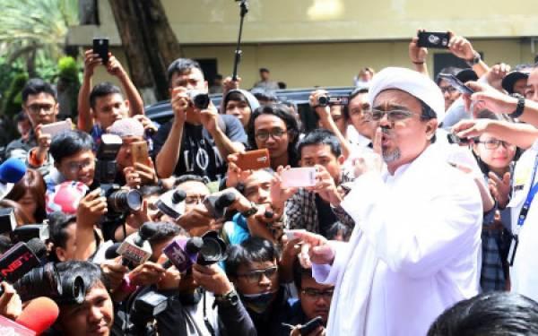 Nama Habib Rizieq di Urutan 189 DPT TPS Dekat Markas FPI - JPNN.com