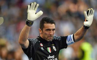 Liga Italia: Gianluigi Buffon Butuh 8 Laga Lewati Rekor Paolo Maldini - JPNN.com