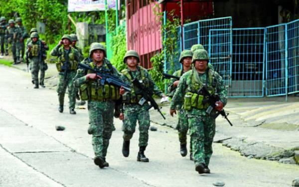 Perang di Marawi: Hapilon Lari, Omarkhayam Tewas, Cukong Pergi - JPNN.com