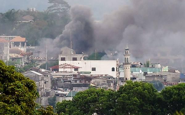 Dua Tahun Maute Pergi, Ratusan Ribu Warga Marawi Masih Mengungsi - JPNN.com