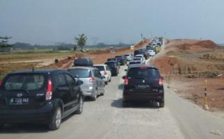 H+1 Lebaran, 111 Ribu Kendaraan Menuju Jakarta - JPNN.com