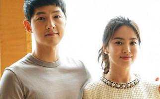 Unch..Unch Ternyata Begini Gaya Pacaran Song Joong Ki dan Song Hye Kyo - JPNN.com
