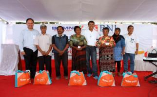 Pasar Murah Berbagi Sembako BNI Meriahkan Tour de Flores - JPNN.com