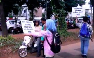 Koalisi Pejalan Kaki Tuntut Perlindungan Hukum - JPNN.com