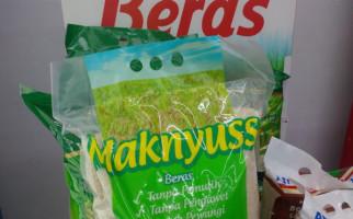 Merasa Lalai, Produsen Beras Maknyuss Pilih Minta Maaf - JPNN.com