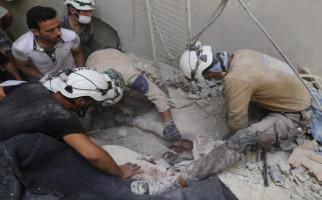 Israel Selamatkan Relawan Helm Putih dari Kebrutalan Assad - JPNN.com