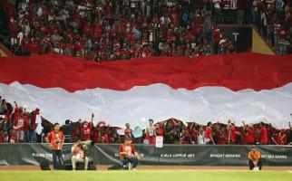 Timnas Indonesia U-22 Upacara, Hargianto Pembawa Bendera Merah Putih - JPNN.com