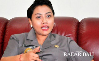 Unik, Upacara HUT RI di Tabanan Bernuansa Nusantara - JPNN.com