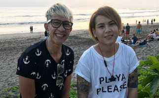 Evelin dan Roy Kiyoshi Pacaran, Begini Komentar Aming - JPNN.com