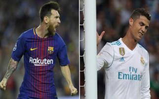 Menyedihkan, Jumlah Gol Real Madrid sama dengan Lionel Messi - JPNN.com
